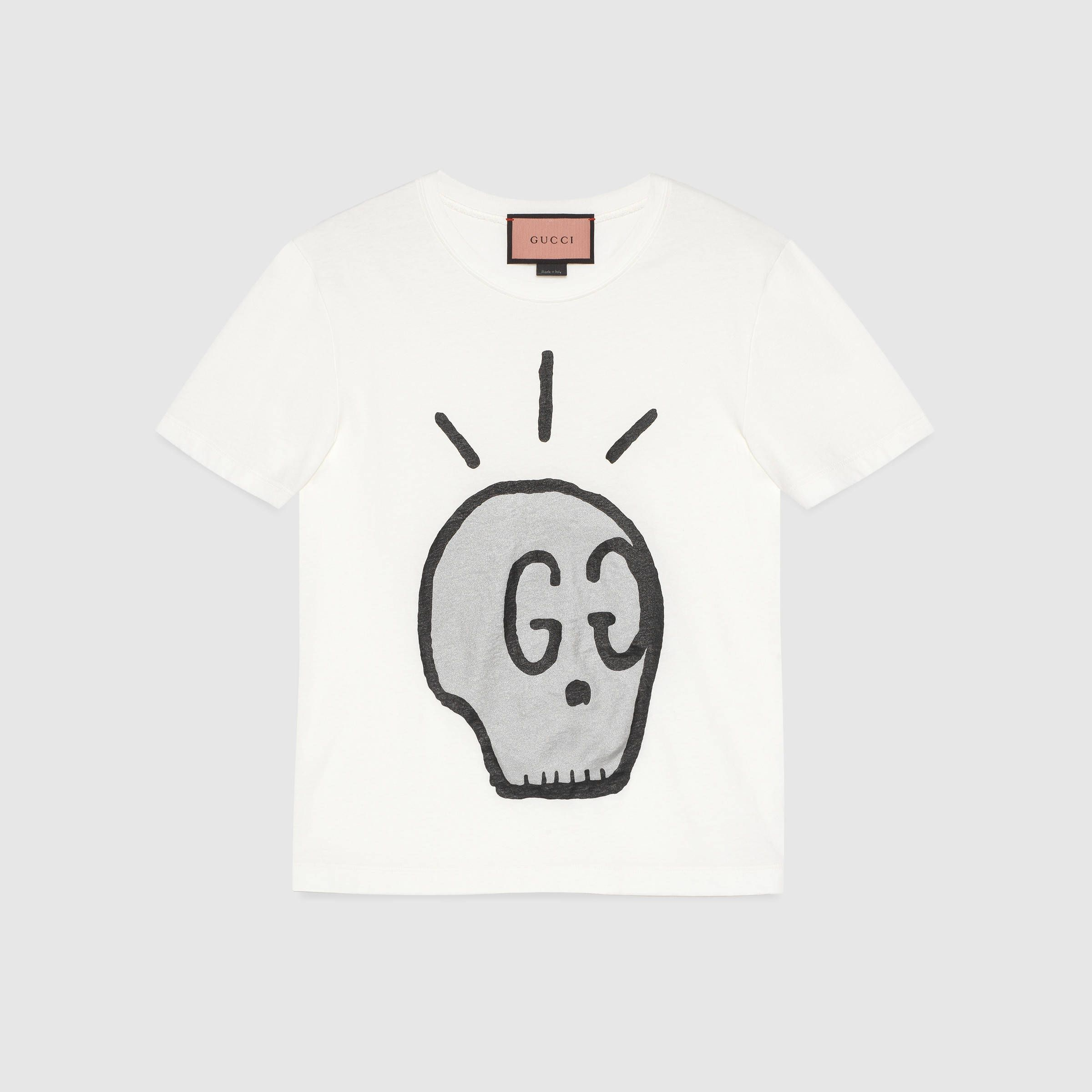 518cd60c4dc Men s GUCCI ghost t-shirt