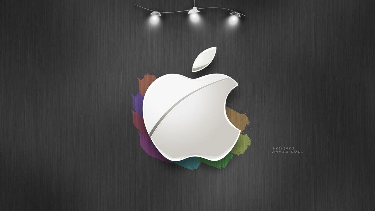 Apple Logo Wallpaper HD 45