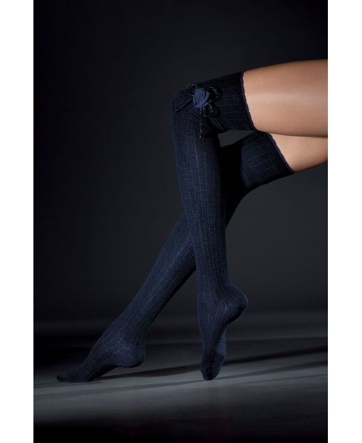 6b4243a3f MaxMara Odeon Over Knee Socks
