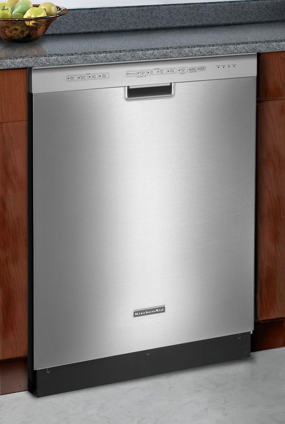 Kitchenaid Dishwasher Kuds30ixss