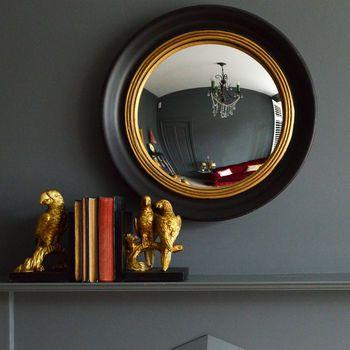 45c2a6a6d4c3 Round Convex Porthole Mirror