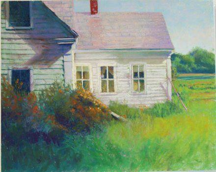 House on Deer Isle