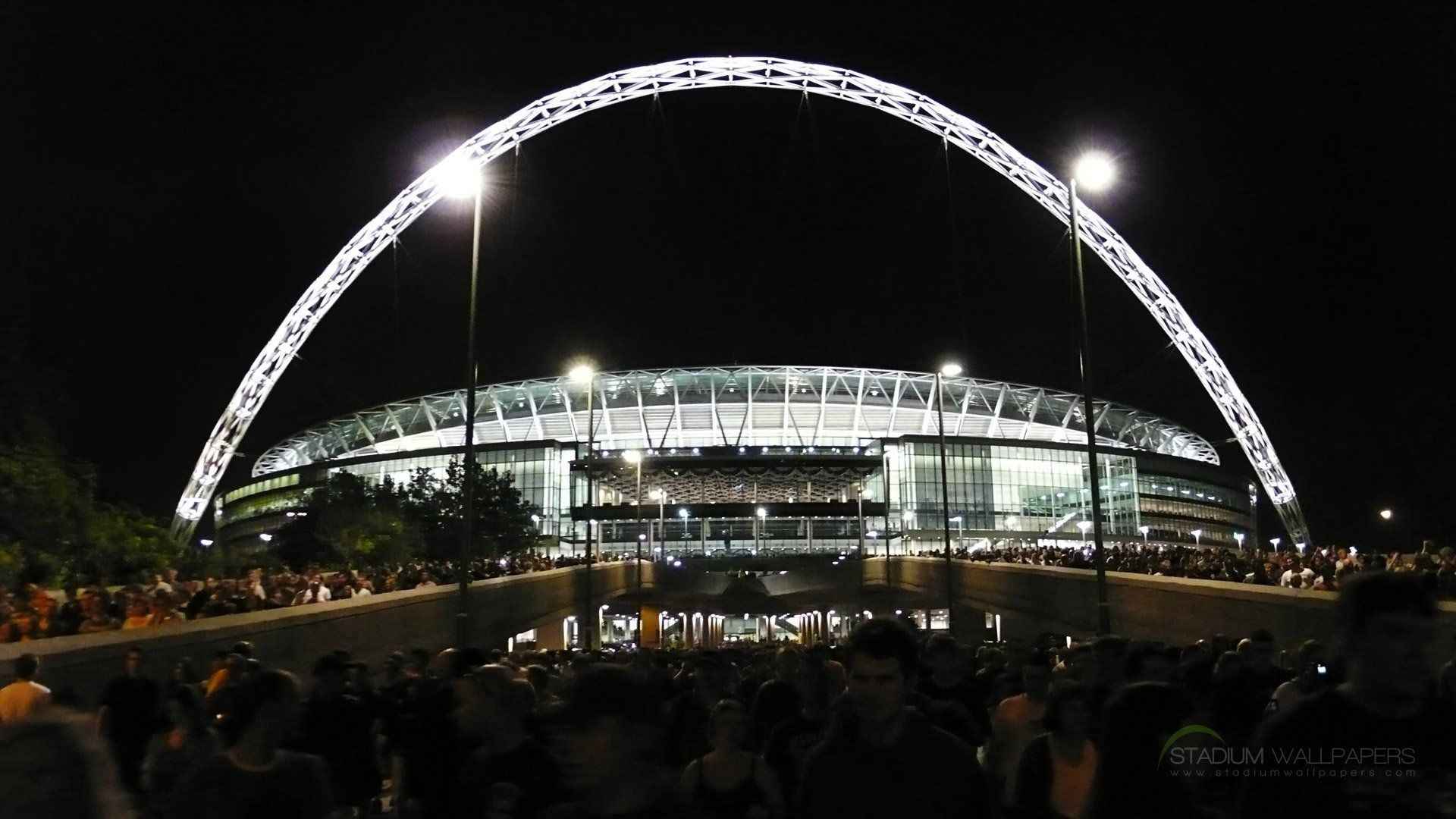 Wembley Stadium London HD Widescreen Wallpapers