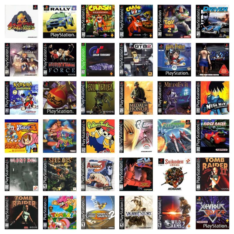 Dozens Of Hidden Game Names Found In Playstation Classic Source