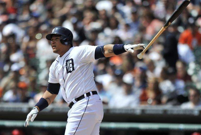 Tigers' Miguel Cabrera is AL's best hitter, according to