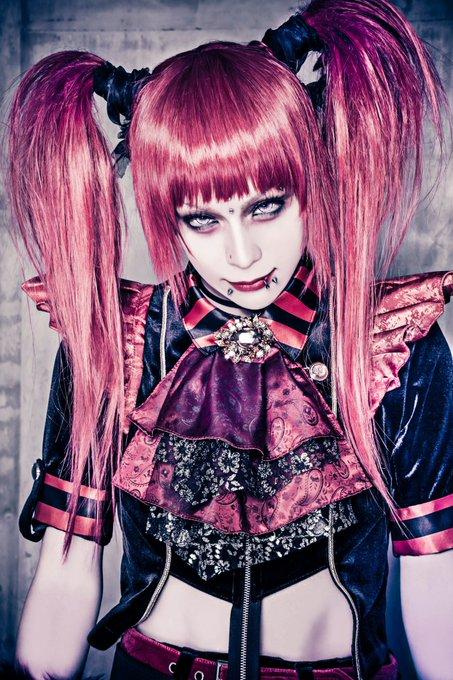 Sick ジェネ 様 凸 Sick2 Gene Twitter Visual Kei Steampunk Clothing Renaissance Clothing