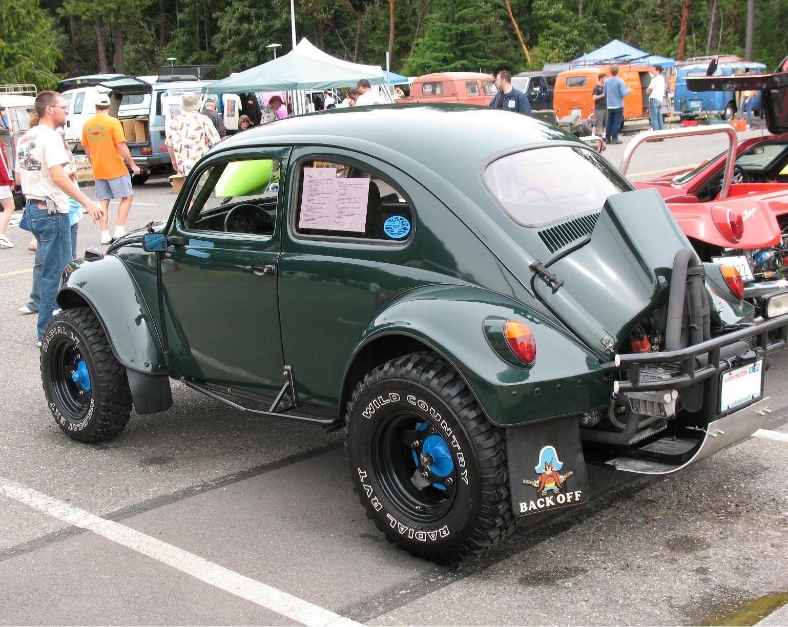 Street legal baja bug for sale