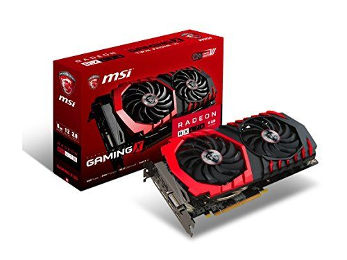 Msi Gaming Rx 470 Gddr5 8gb Crossfire Vr Ready Finfet Dir Graphic Card Video Card Nvidia