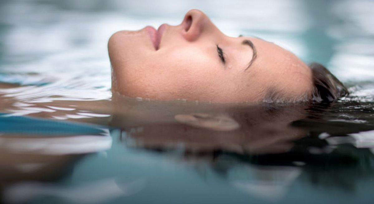 Float tank therapy is a contemporary component of our