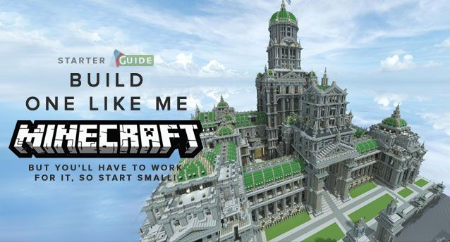 I Want To Build This  Minecraft Castle Building Guide