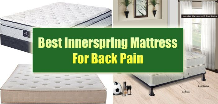 Pin On Best Innerspring Mattress For Side Sleepers Or Back Pain