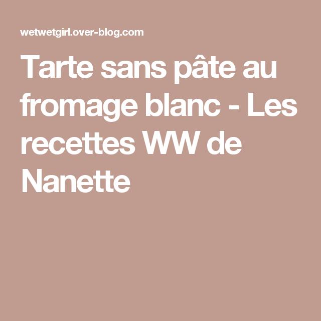Tarte sans pâte au fromage blanc | Flan, Tarte, Quiche