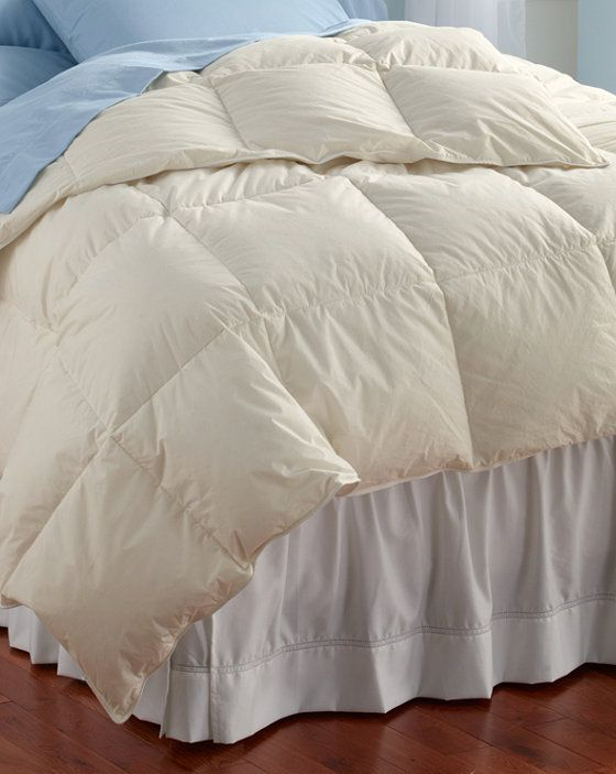 Box Stitch Goose Down Comforter Warm Comforters Free Shipping