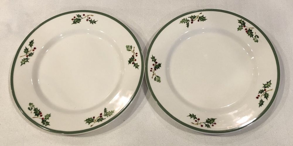 2 CHRISTOPHER RADKO Traditions Holiday Celebrations 8 3/8u201dSalad Plates CHRISTMAS #CHRISTOPHERRADKOSTARADINC  sc 1 st  Pinterest : christopher radko dinnerware - pezcame.com