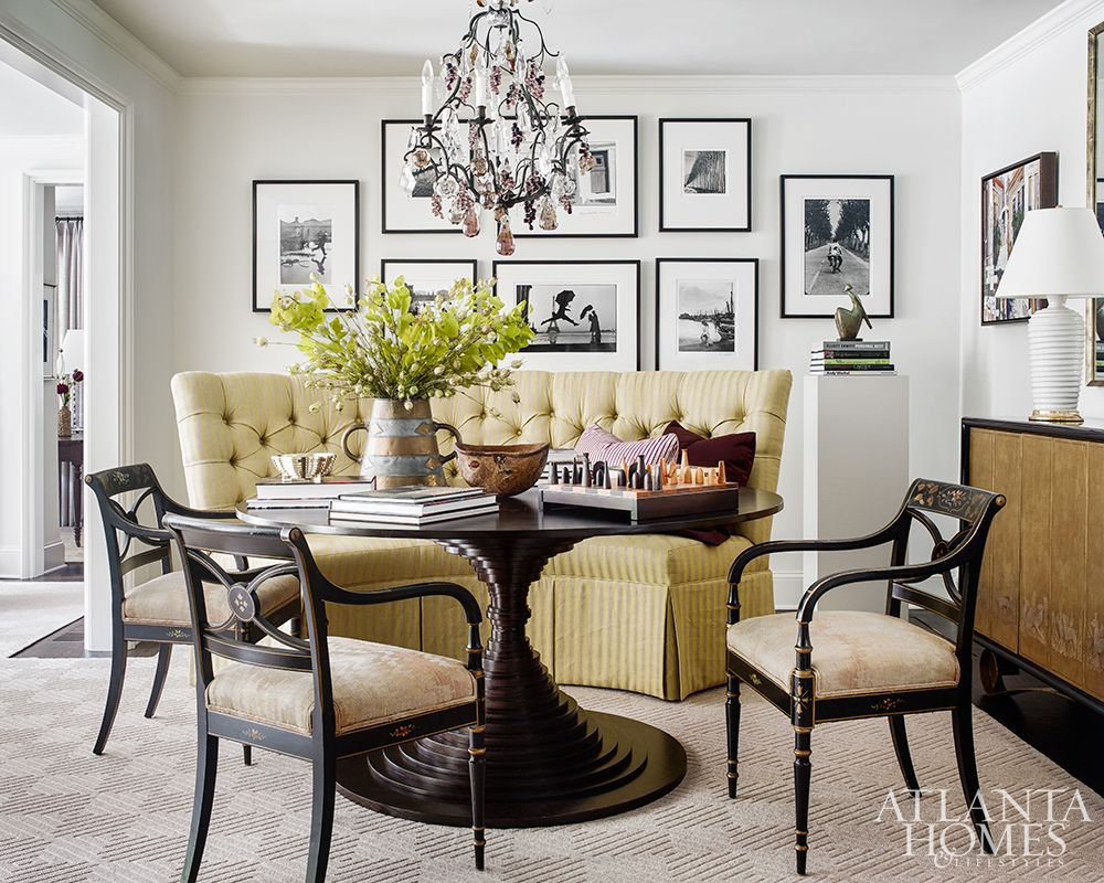 10 Favorite Rooms With A Fresh Touch Design Chic Design Chic Dining Room Design Dining Room Sets Minimalist Home Interior