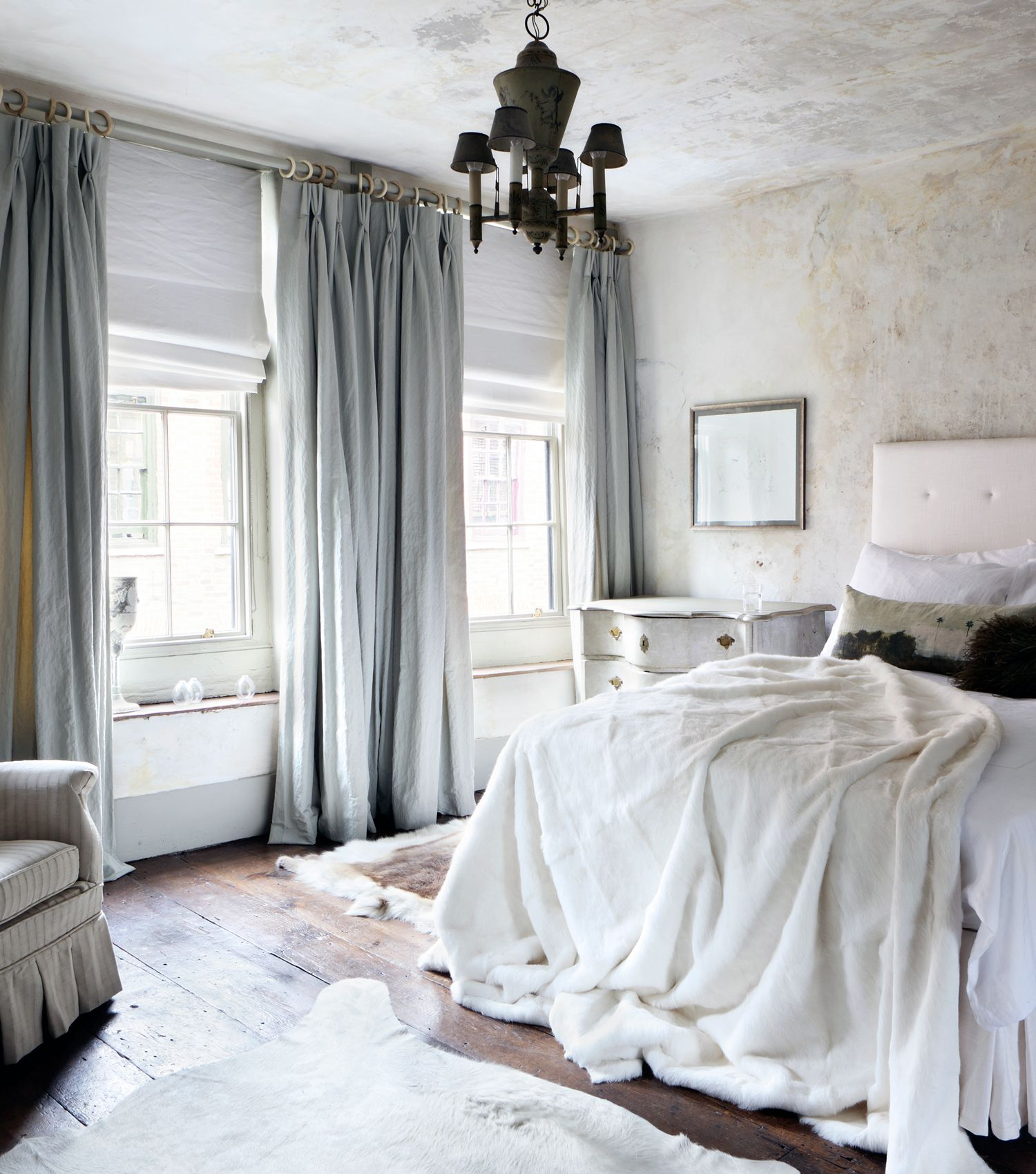 Gray curtains bedroom  clever and cozy fixes for every major bedroom complaint