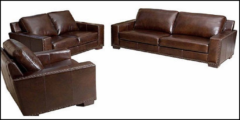 Jcpenney Ellie Leather Sofa Loveseat Set