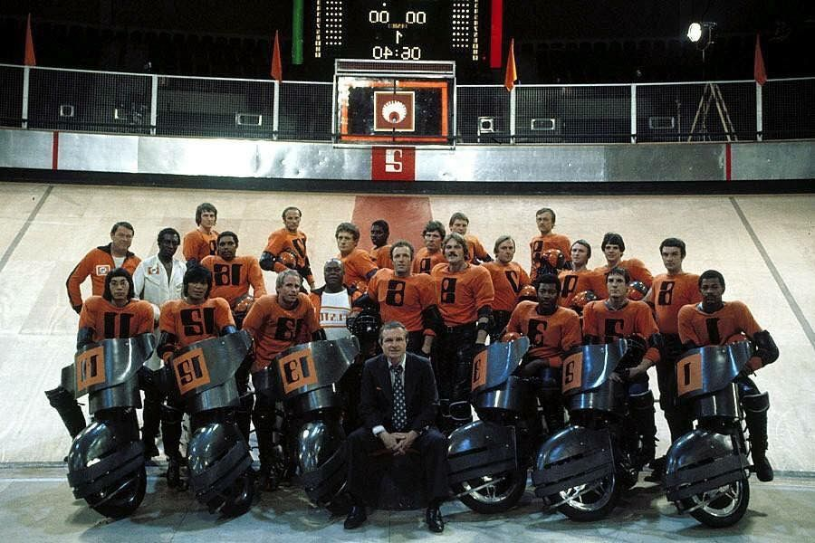 Pin by Ernest Williams on Rollerball(1975) Sports