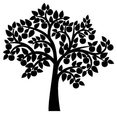 Dragon Crossing Tree Icon Tree Silhouette Tree Svg