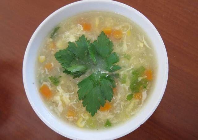 Resep Sup Ayam Jagung Manis Oleh Yuni Kartika Resep Sup Ayam Resep Resep Sup
