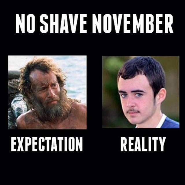 Movember on Campus Expectations vs Reality - The Daily Universe
