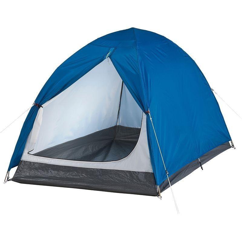 Tente Arpenaz 2 Bleu 2 Personnes Tentes Camping Tente Bleu