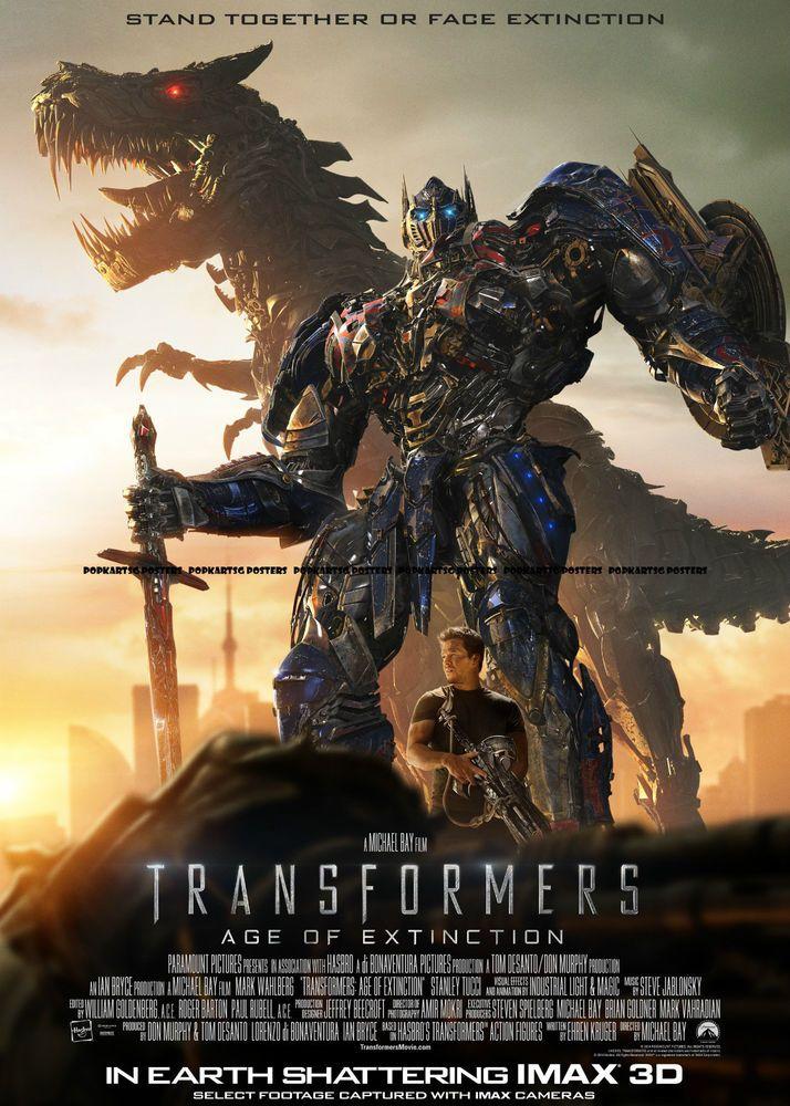 Transformers Age Of Extinction Optimus Prime With Dinobot Transformers Age Transformers Age Of Extinction Age Of Extinction