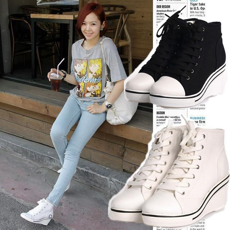Cheap Women's Fashion Sneakers on Sale at Bargain Price, Buy Quality shoe shoe stores, shoes emerica, shoes running shoes from China shoe shoe stores Suppliers at Aliexpress.com:1,Lining Material:cloth 2,Gap Width:wedges 3,Gender:Women 4,is_customized:Yes 5,Shoe Width:ExtraNarrow(AAA+),ExtraWide(E+),Medium(B,M),Narrow(AA,N),Wide(C,D,W)