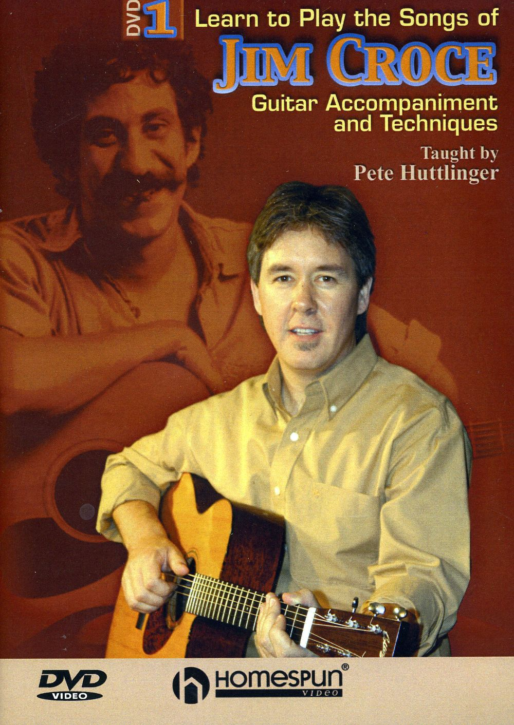 Learn to Play The Songs of Jim Croce Vol 1 & 2 | Products ...