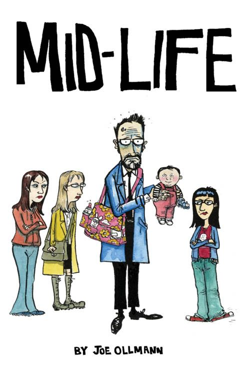 Mid-Life is the story of a 40-year-old man, John, who becomes a