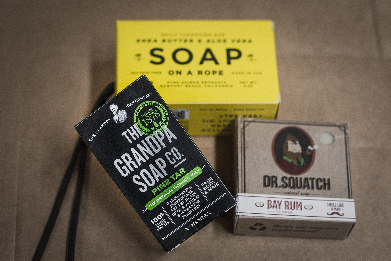 Grandpas pine tar soap soap pine tar pine tar soap