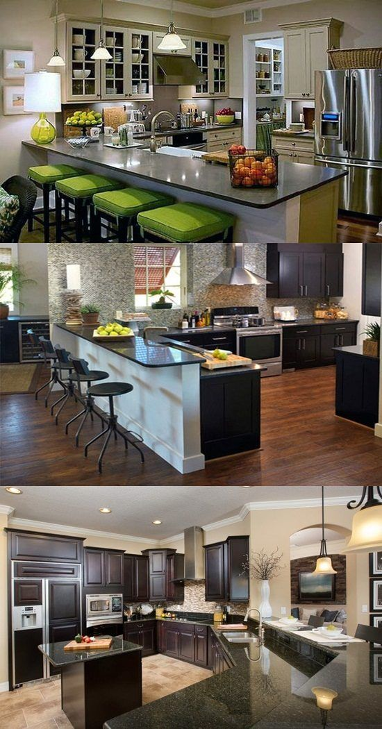 Recommended Ideas To Create A Wonderful Kitchen Design Kitchen