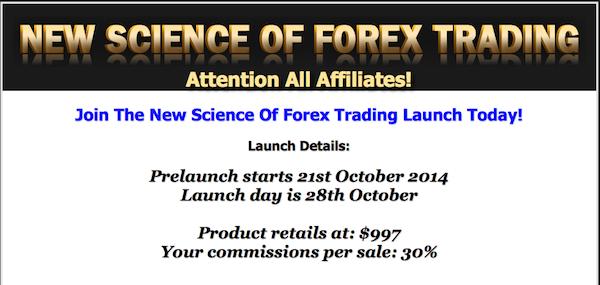 Forex Affiliate Program for Forex Success Formula