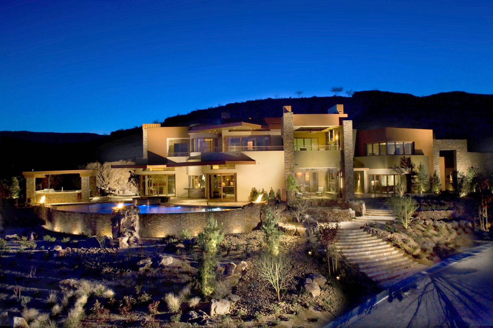 Image gallery las vegas luxury estates Luxury home builders usa