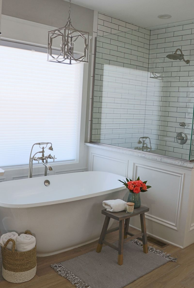 Design My Bathroom Remodel The Master Bathroom Remodel Is Done This Renovation Was Supposed