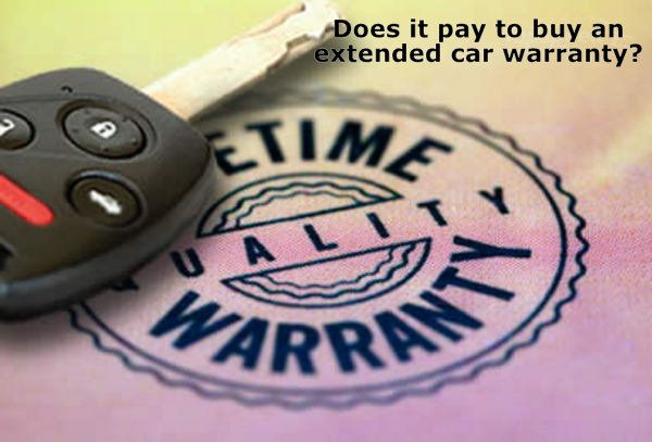 Does It Pay To Buy An Extended Car Warranty Great Article From Usaa