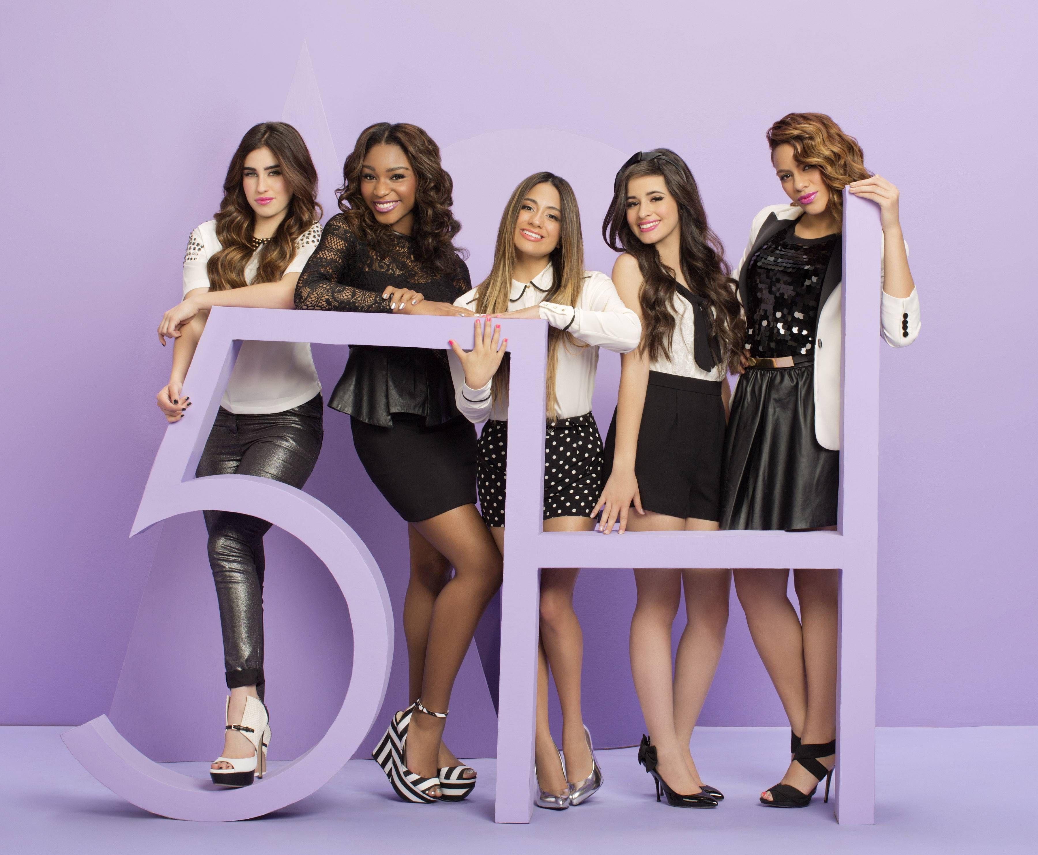 5 girl singing group