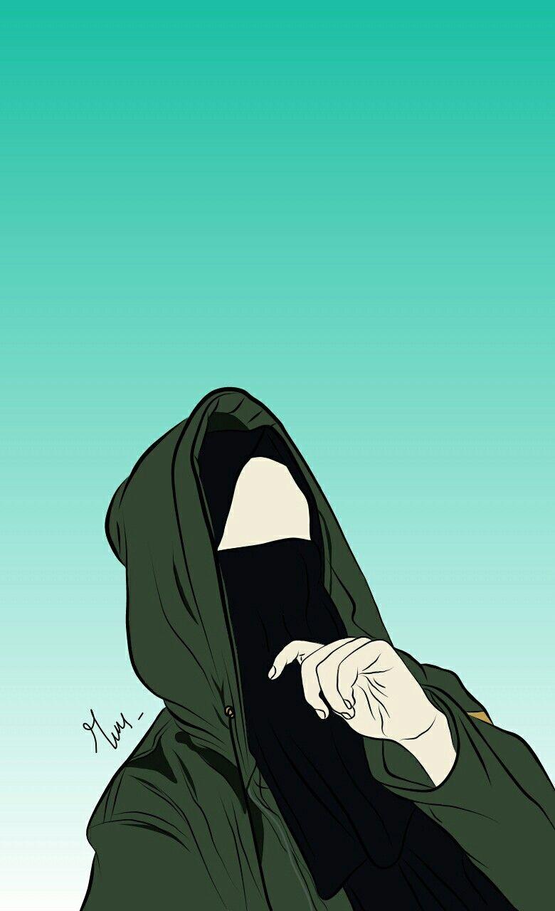 63+ Gambar Kartun Muslimah Fotografer Terbaru
