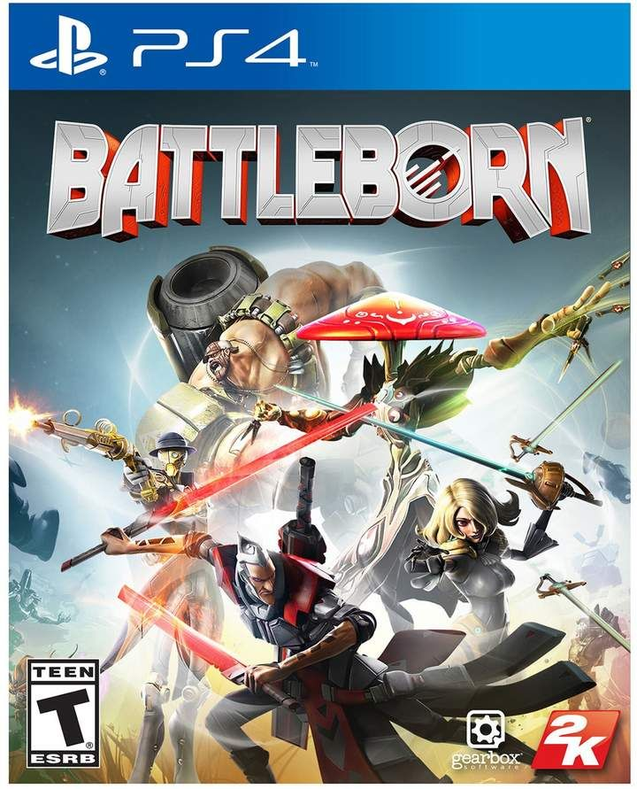 Take 2 Interactive Battleborn for PS4 obliteratesimply