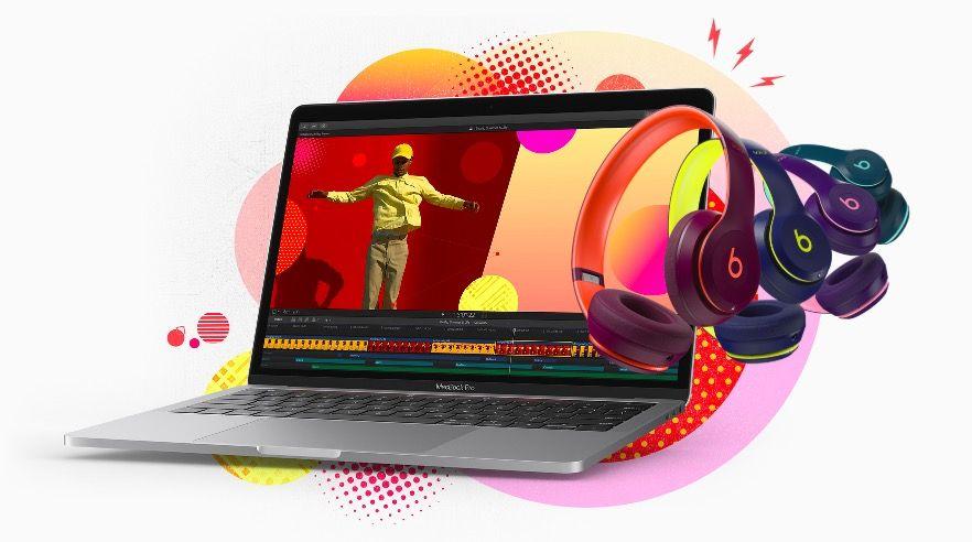 Apple Back To School Sale Buy A Mac Or Ipad Pro Get A Beats Wireless Headphones For Free Apple Back To School Ipad Pro Beats Headphones Wireless