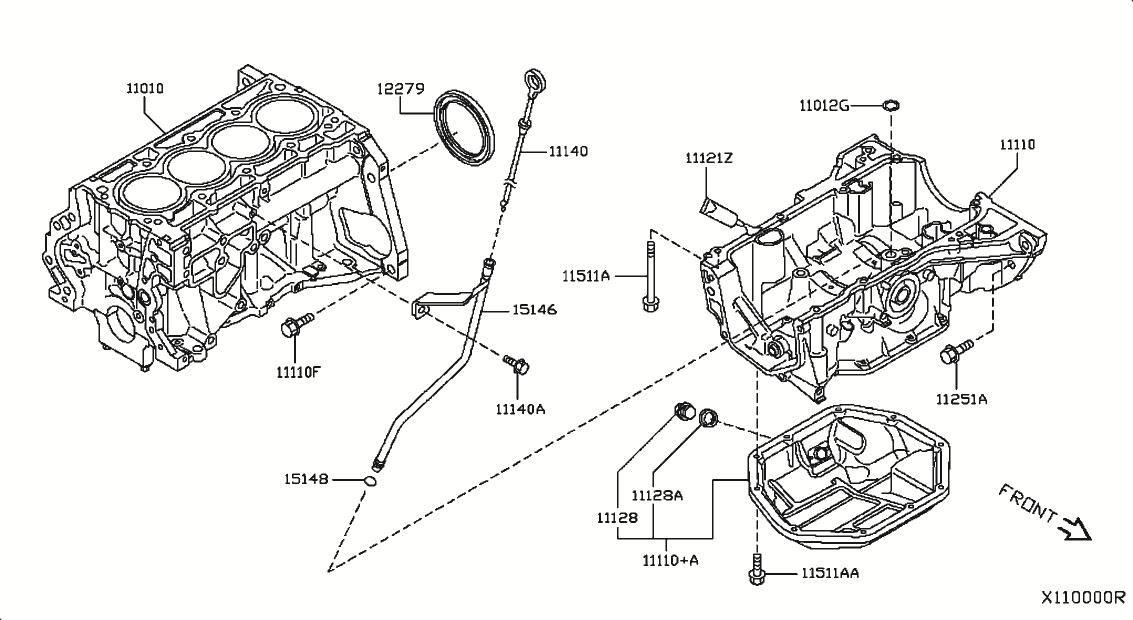 2010 Nissan Versa Hatchback Oem Parts Nissan Usa Estore Nissan Versa Oem Parts Nissan