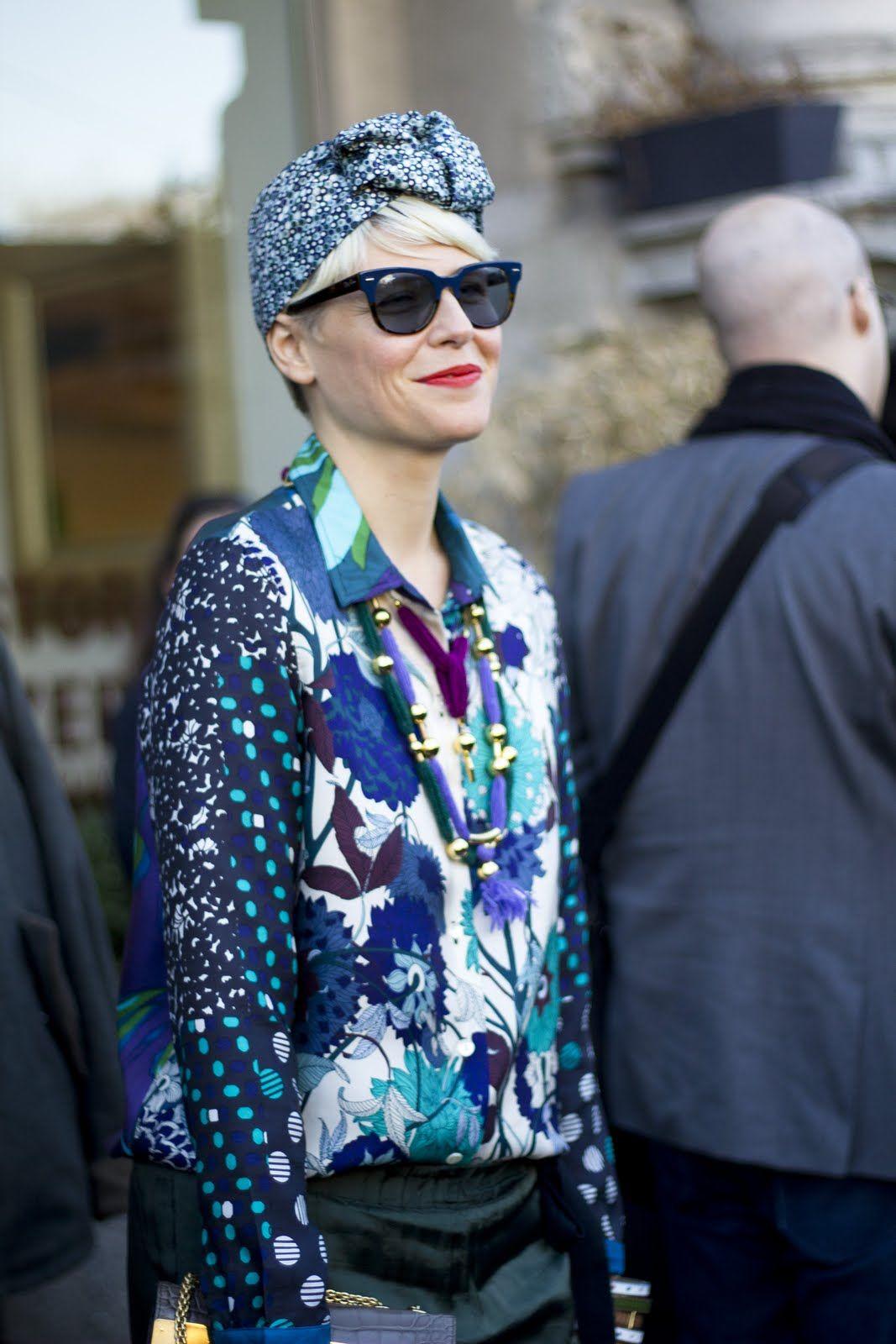 Turban Style, Fashion, Street Style