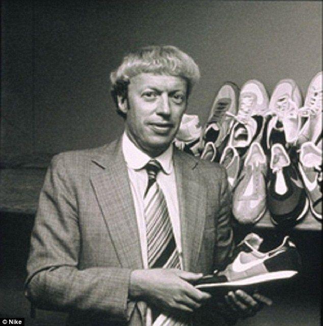 Sejarah Perkembangan Brand Nike  54d735e386
