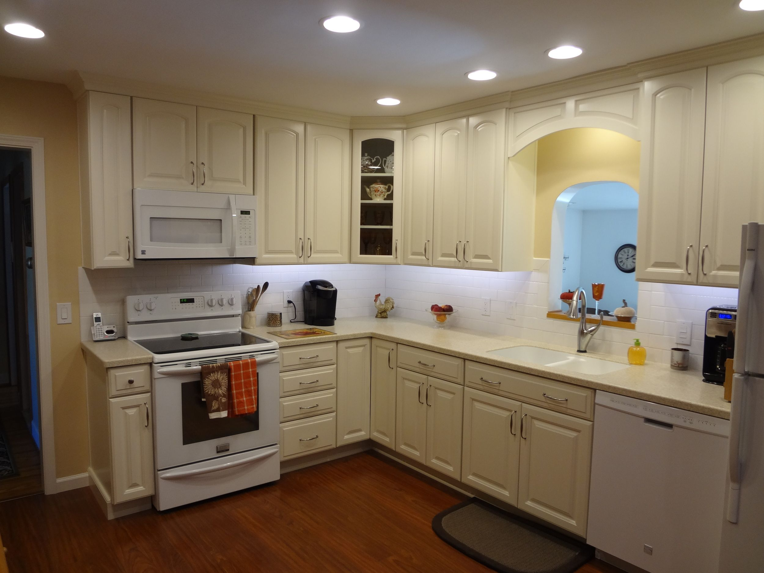 Beautiful Kitchen By Du0027Angelou0027s   Rochester, NY