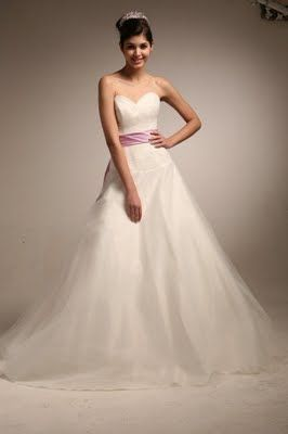 Simply Bridal dress option