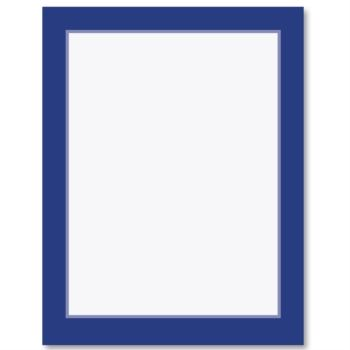 Custom Printed Excellence Paperframes Border Papers Paperdirect