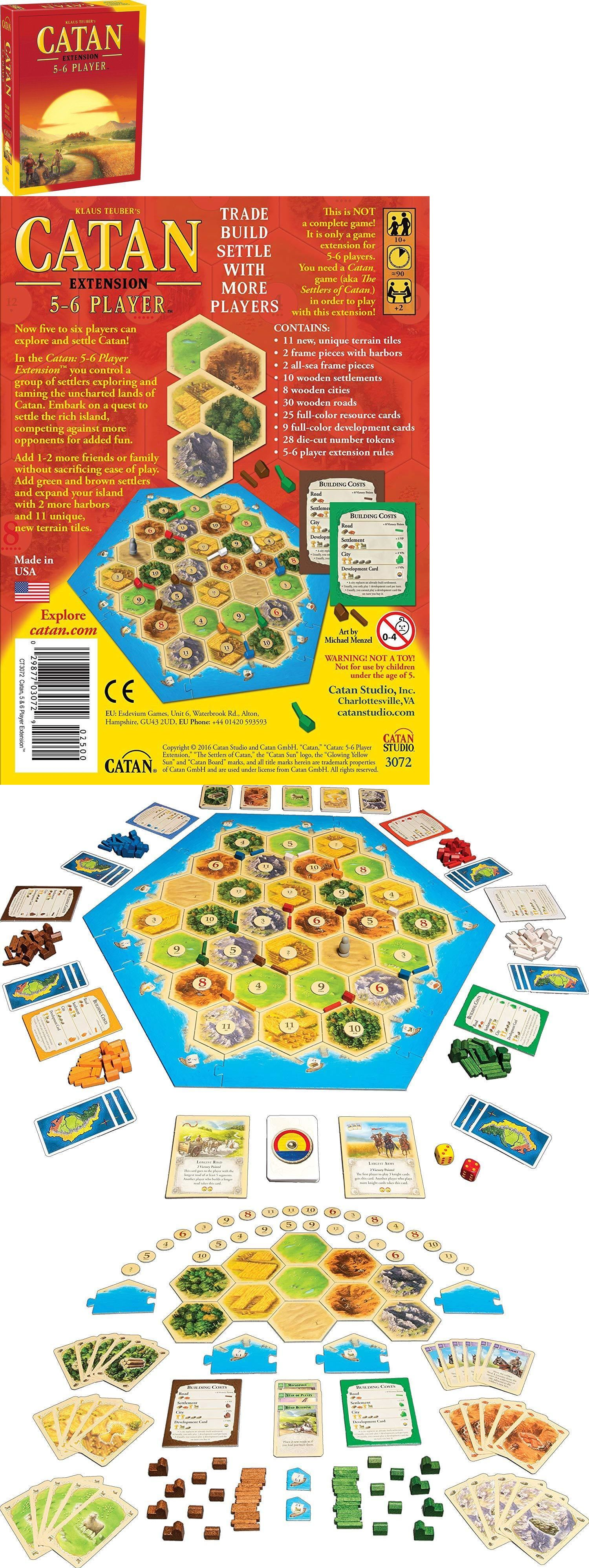 Contemporary Manufacture 180349 Settlers Of Catan Board