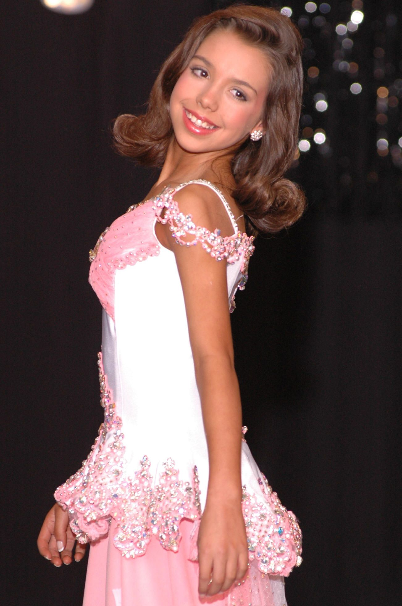 teen pageant clothing