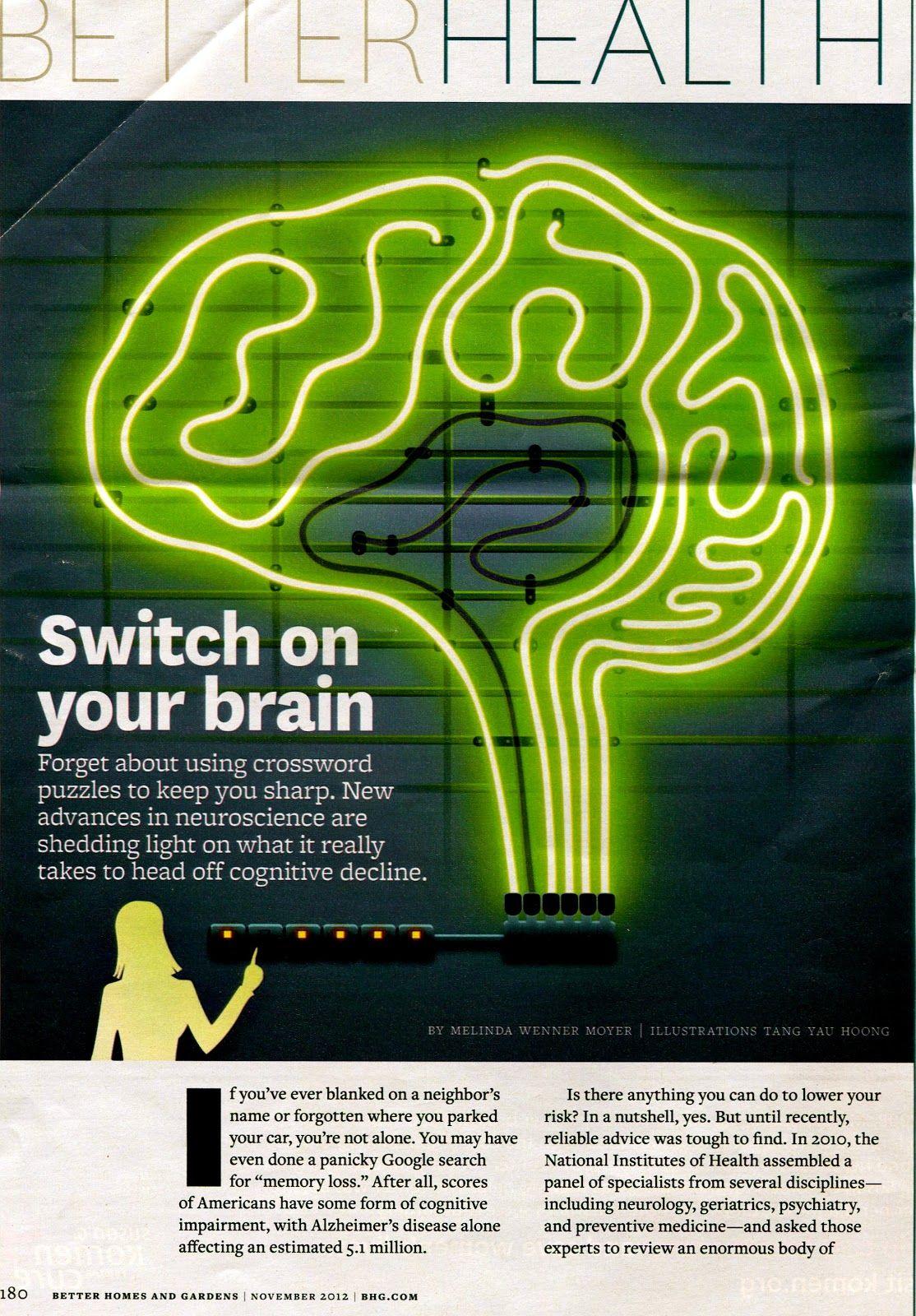 Steps to Prevent Cognitive Decline | AllTogetherChanin