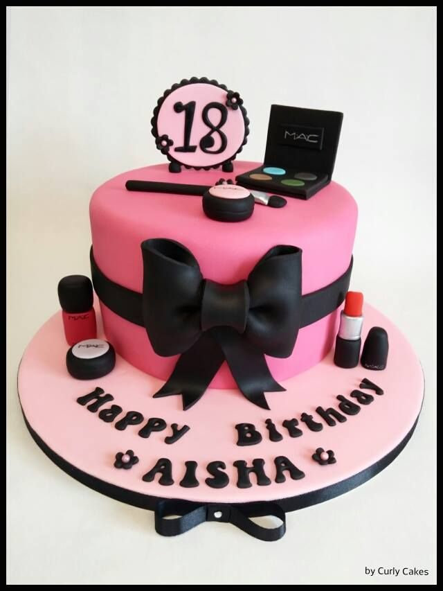 18th Birthday Cake Wow Cakes Great Idea Pinterest 18th
